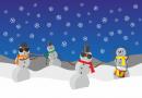Święta, święta, czas kolędowania…